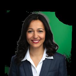 Ruba Ghazal dans Mercier