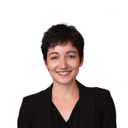 Sandrine Bourque dans René-Lévesque