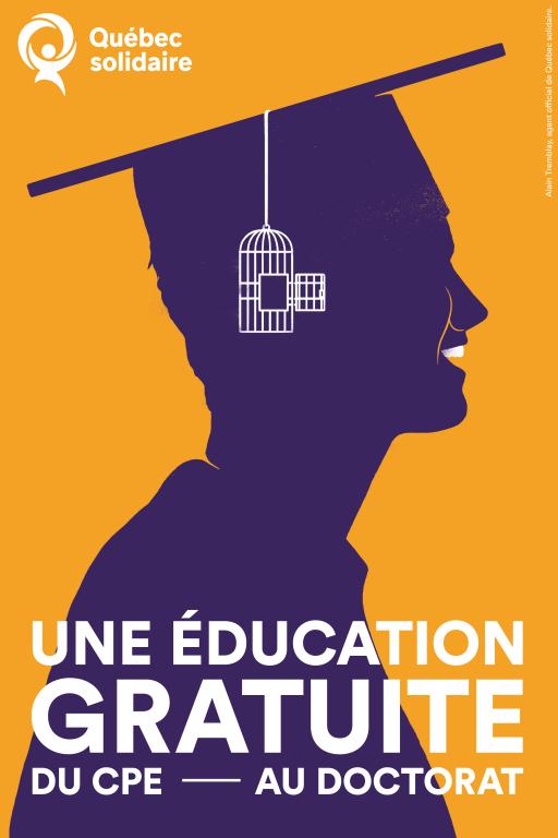 Pour une éducation gratuite